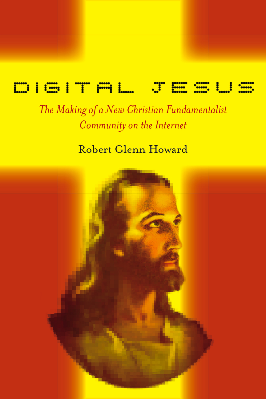 Digital Jesus Cover